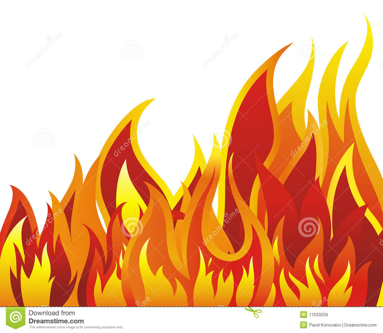 fire clipart free download - photo #40