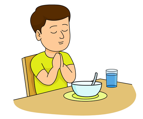 boy praying clipart clipart suggest