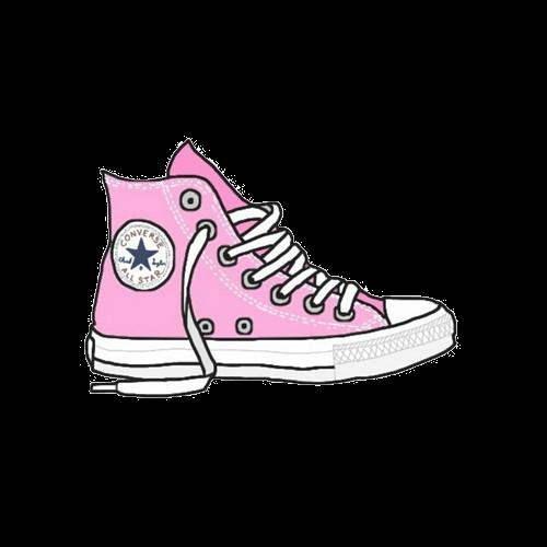 Converse Cartoon Tumblr #KWRwbG - Clipart Kid