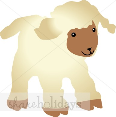 Little Lamb Clipart Clipart Suggest