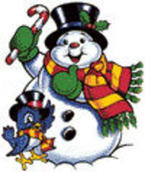 Fat Snowman Clipart - Clipart Kid