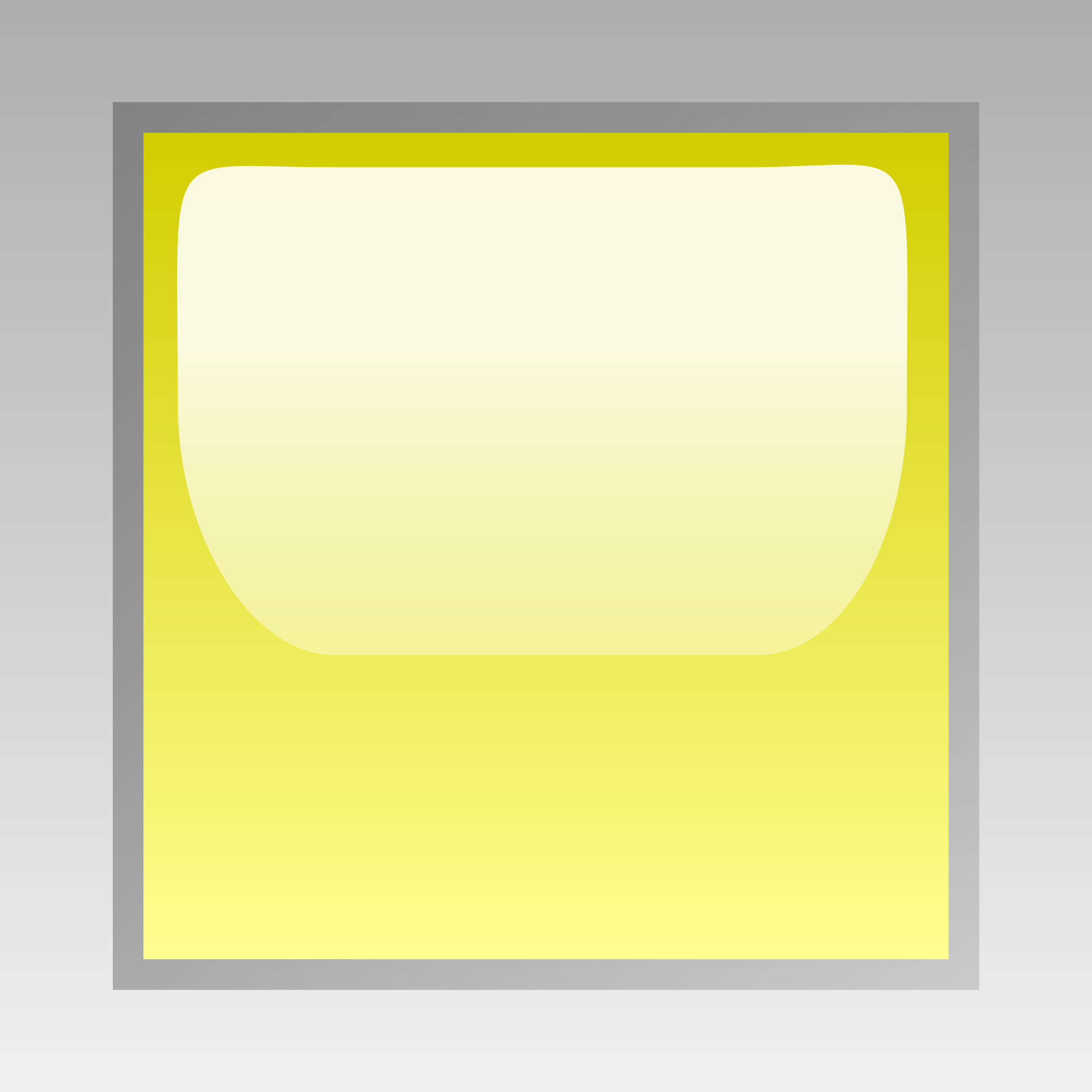 Led Square Yellow By Jean Victor Balin