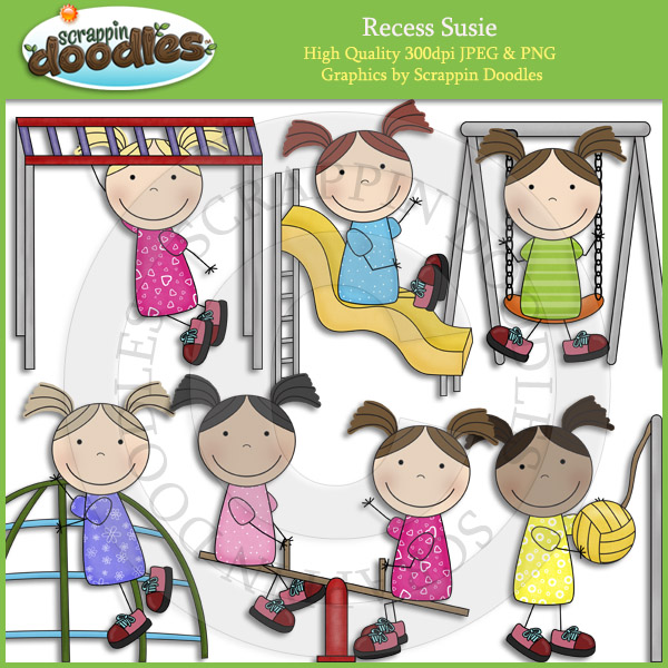 No Recess Cliparts on Scrappin Doodles Clipart Weather