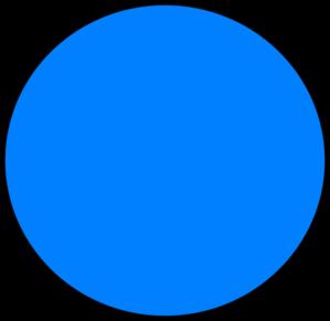 Blue Circle Clip Art At Clker Com   Vector Clip Art Online Royalty