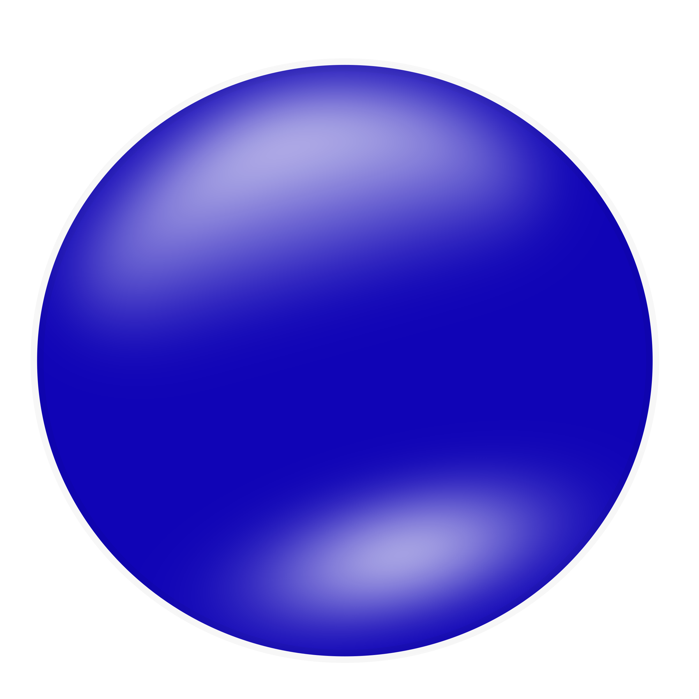 Blue Circle #h0HTbH - Clipart Kid