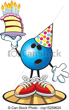 Bowling Ball Character Ready For A    Csp15259624   Search Clipart