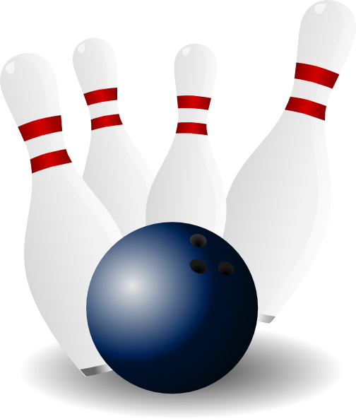 Bowling Clip Art At Clker Com   Vector Clip Art Online Royalty Free