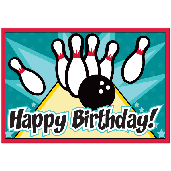 Bowling Party Clipart - Clipart Suggest