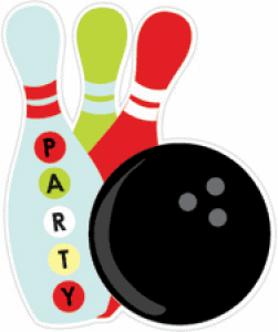 Bowling Party Pictures   Clipart Best