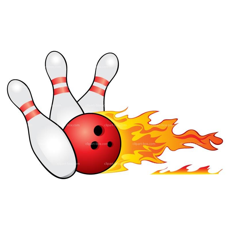 Bowling Strike Clipart - Clipart Kid