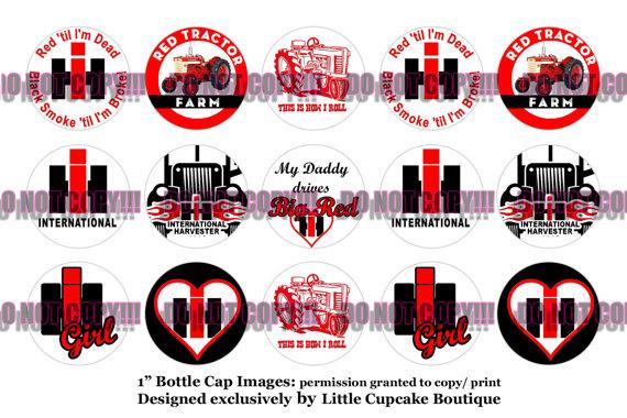 International Tractor Tattoo Designs : Ih logo clipart suggest