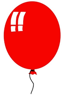 Living Things Clipart Red Balloon Clip Art