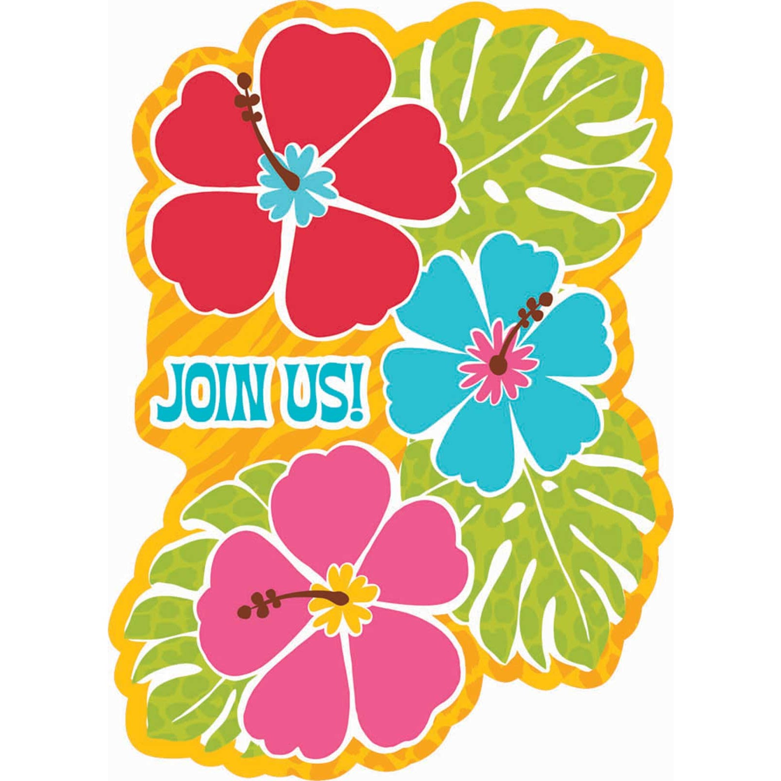 Luau Clip Art Borders Free   Clipart Panda   Free Clipart Images