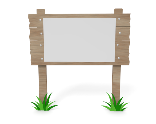Notice Board   Free Image   Wooden Material