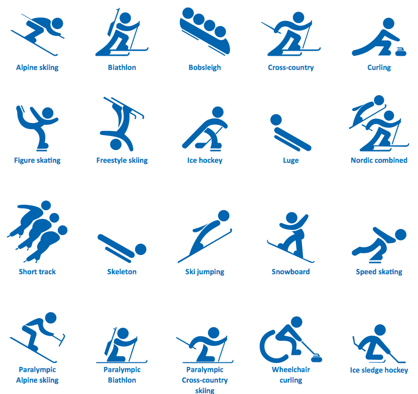 Winter Sports Clipart - Clipart Kid
