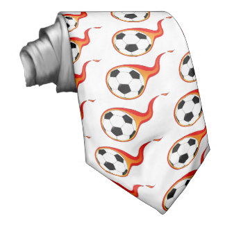 Flaming Soccer Ball Power Tie Awesome Flaming Soccer Ball Iphone