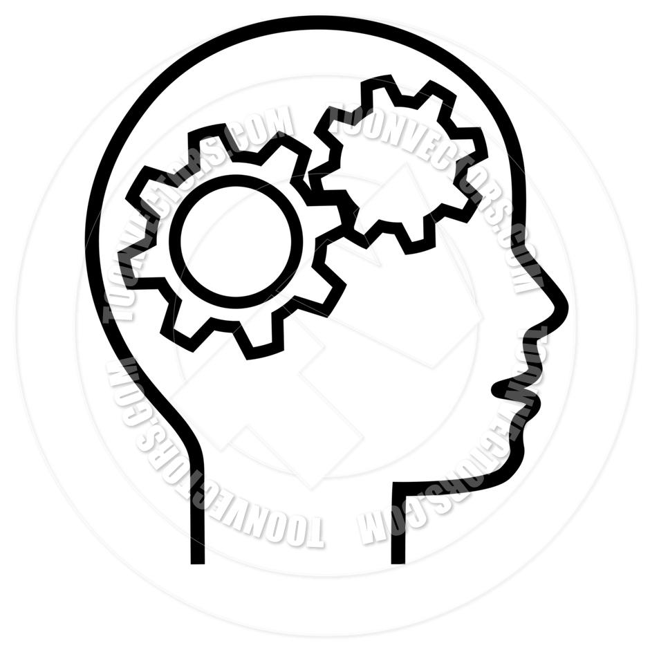 brain in head clipart - photo #11