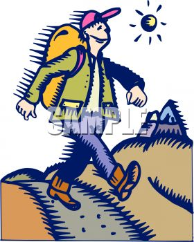 Go For A Walk Clipart