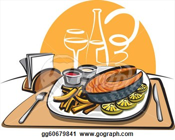 Meat And Fish Clipart   Cliparthut   Free Clipart