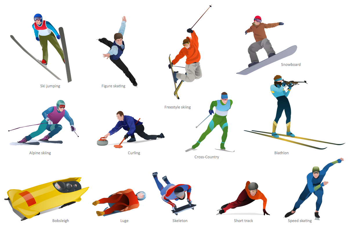 Olympic Sport Clip Art Free Cliparts That You Can Download To You