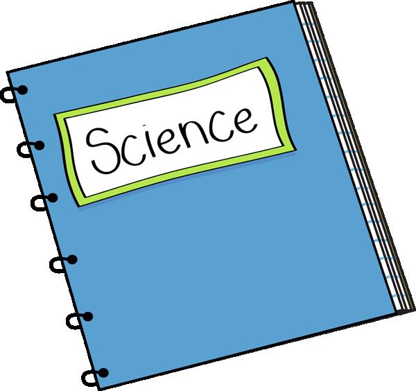 A Notebook Clip Art