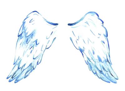 Angel Wings Drawings Angel