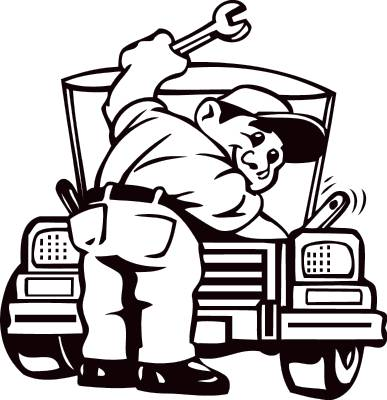 Auto Mechanic Clipart   Cliparts Co