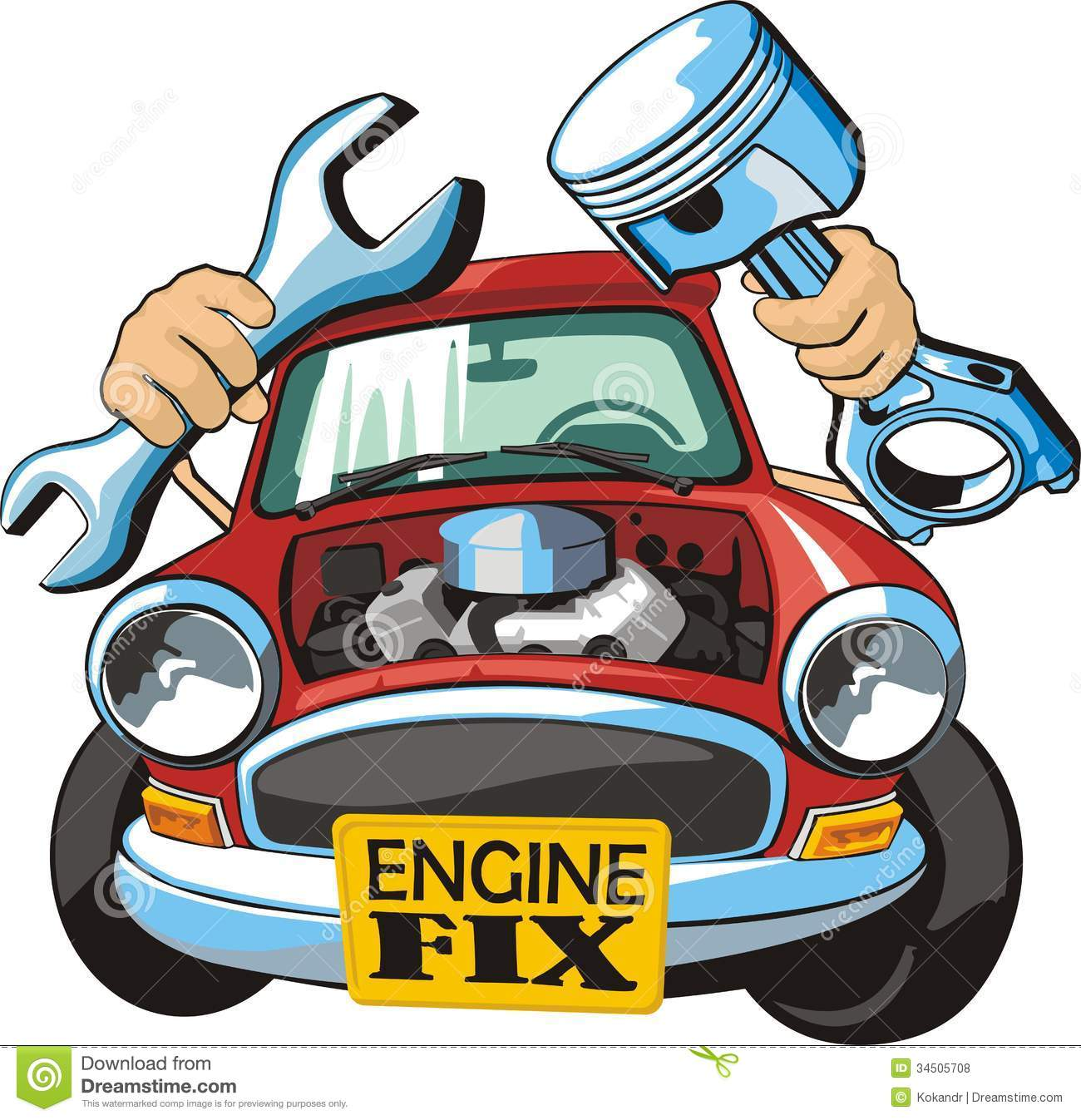 Back   Gallery For   Auto Repair Clipart