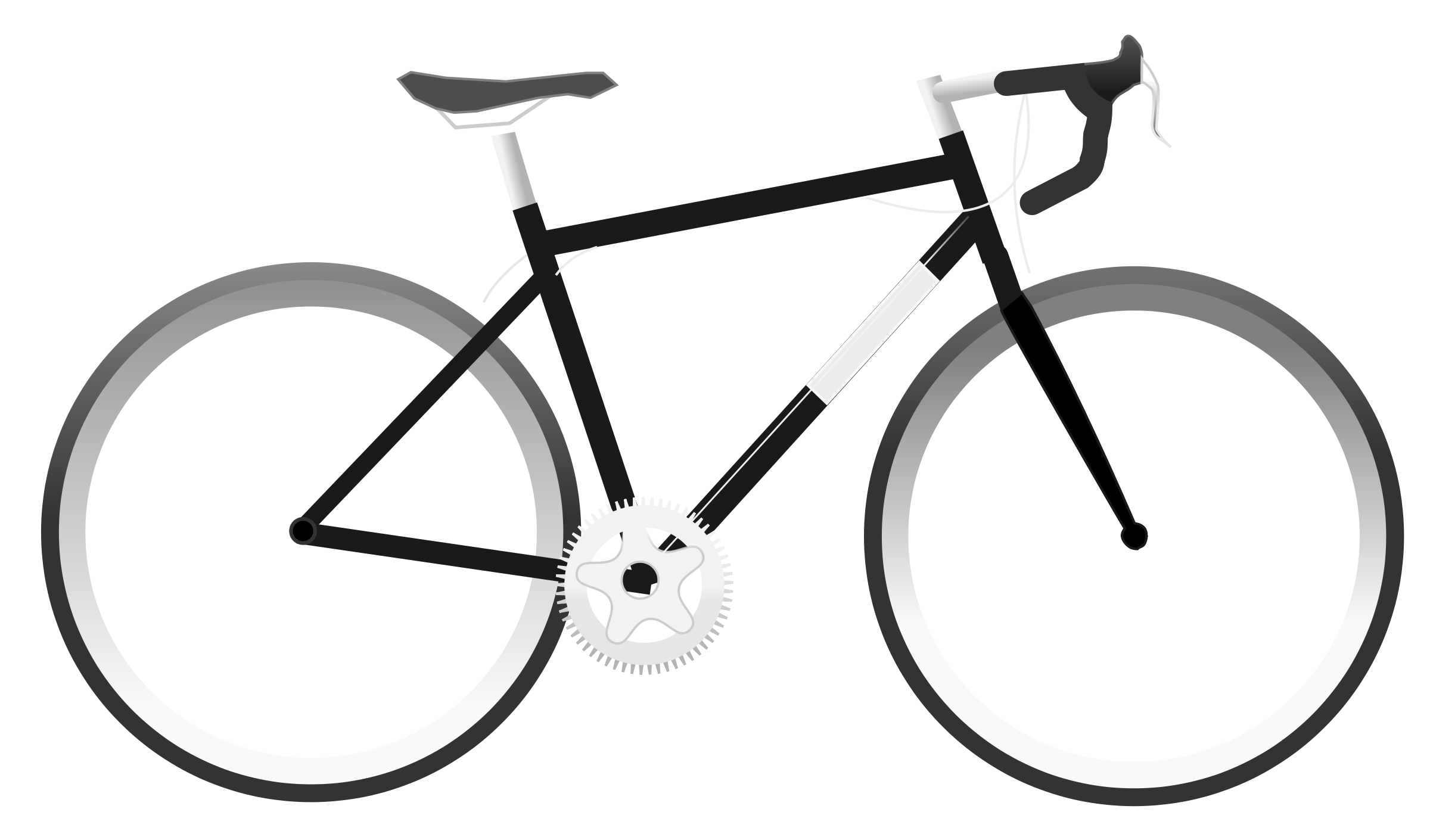 Bicycle Cartoon Clipart - Clipart Kid
