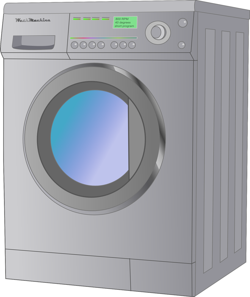 Cute Washing Machine Clipart Washing Machine Clip Art