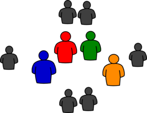 Powerpoint People Clipart - Clipart Kid