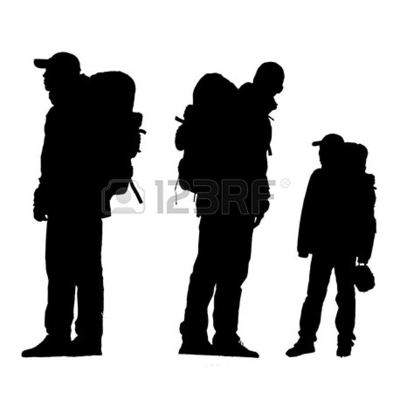 Mountain Climbing Silhouette   Clipart Panda   Free Clipart Images