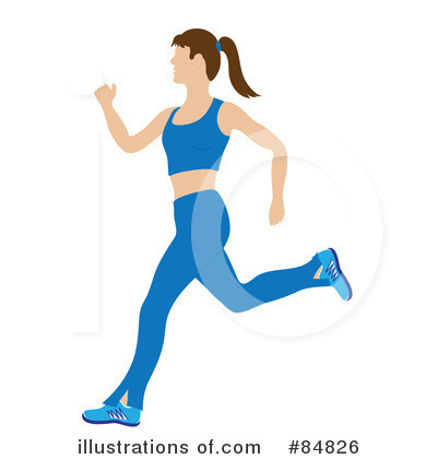Relay Race Clip Art