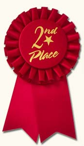 2nd Place Ribbon Clipart Http   Www Ribbonsgalore Com Stock Classic