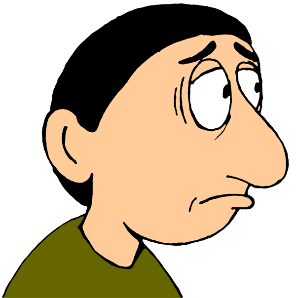 Anxiety Clipart Been Extremely Anxious