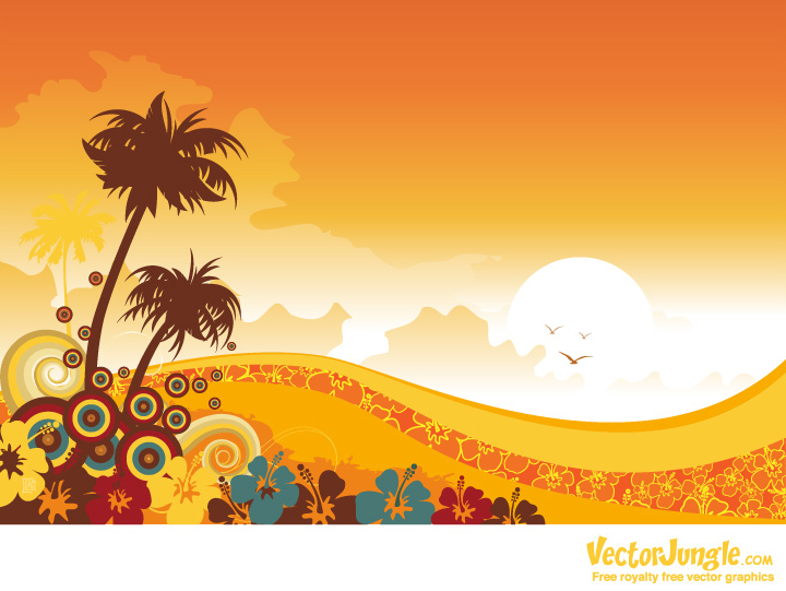 summer wallpaper swimming vector - photo #21