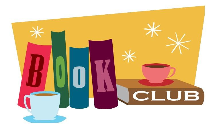 Book Club Clipart