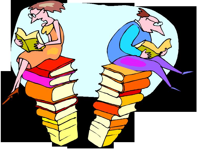 Ladies Book Club Clipart - Clipart Kid
