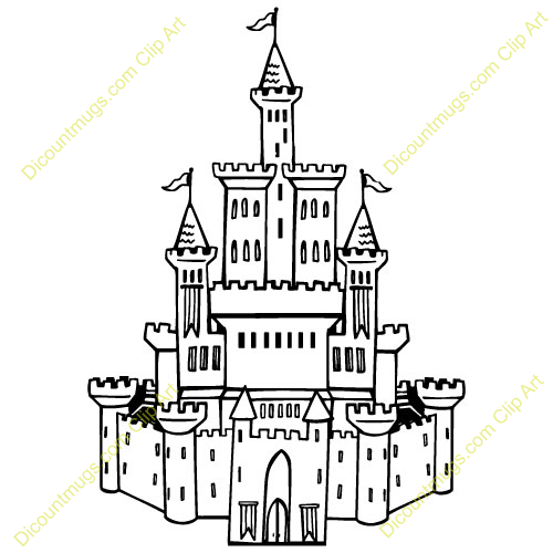 Castle Keywords Castle Buy A 10oz Coffee Mug With This Castle Clip Art