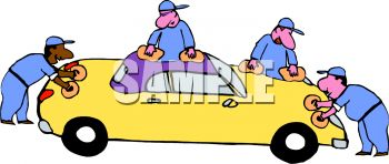 Car Detail Clip Art