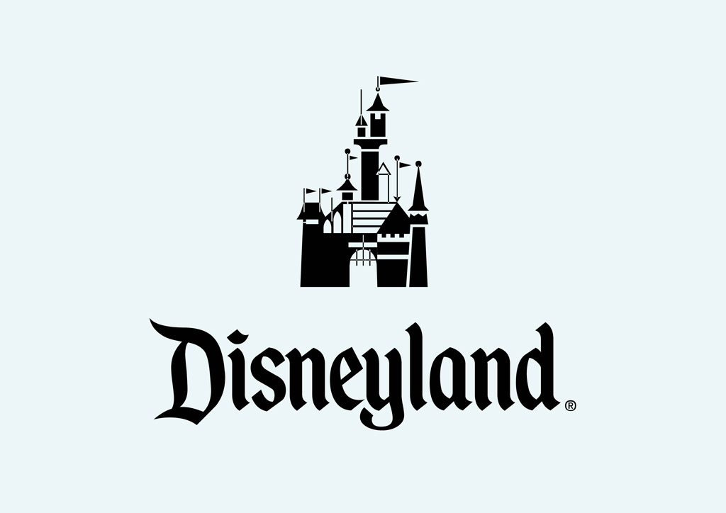 Disneyland Logo Clipart - Clipart Suggest