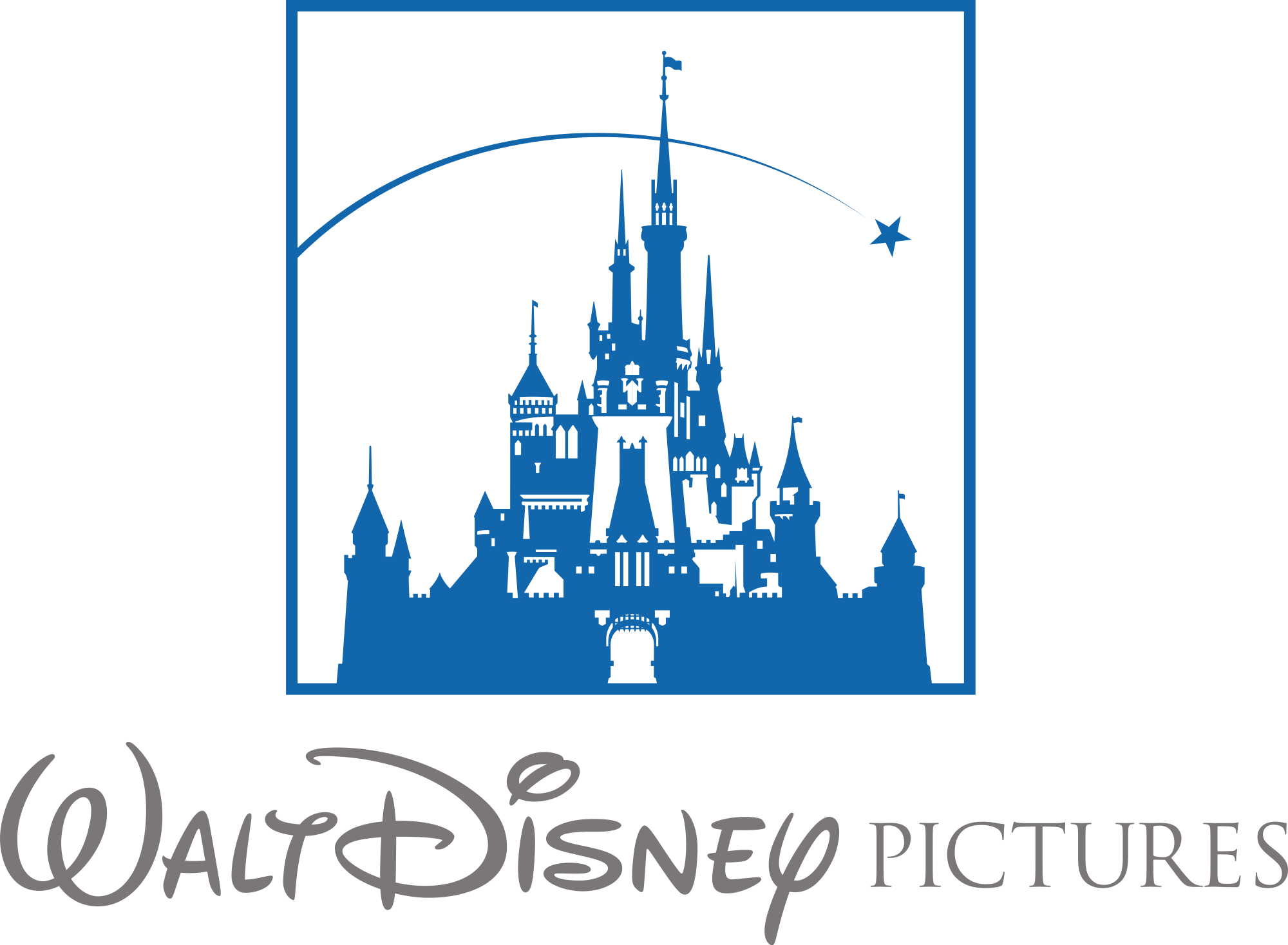 Disneyland Castle Clipart