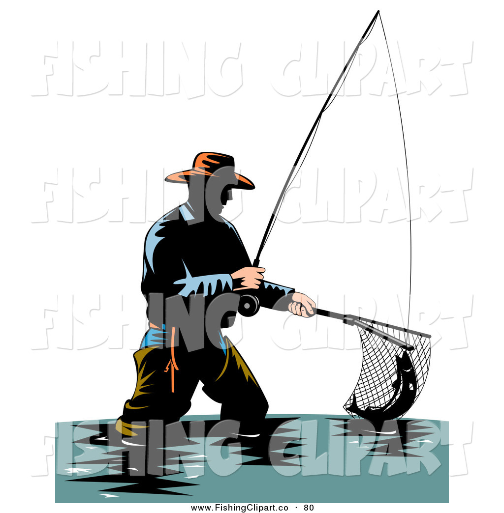 Fisherman Net Clipart - Clipart Kid