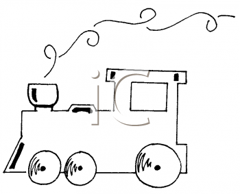 Home   Clipart   Transportation   Train     59 Of 109