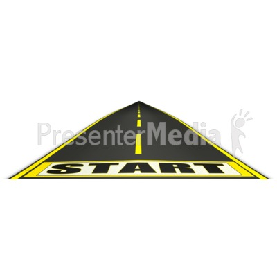 Journey Start Point   Presentation Clipart   Great Clipart For