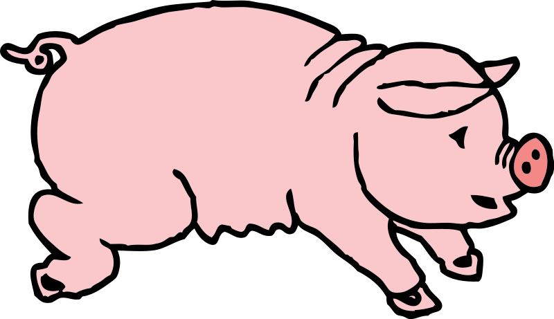 Pig Clip Art Royalty Free Animal Images   Animal Clipart Org
