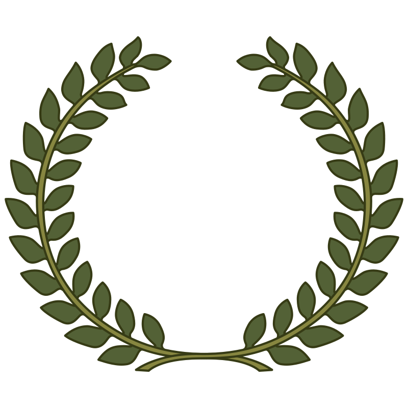 22 Laurel Wreath Clip Art Free Cliparts That You Can Download To You