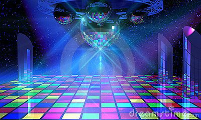 Colorful Dance Floor   Decade  The 70s   Pinterest