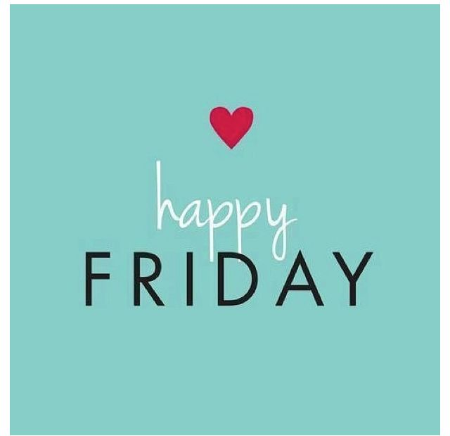 Friday Clip Art Happy Friday Pictures For