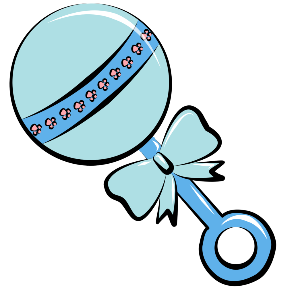 Baby Rattle Clipart - Clipart Kid